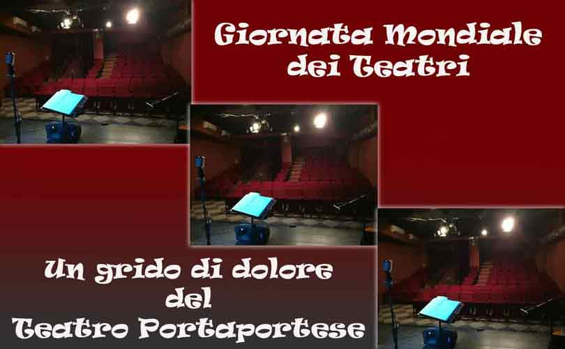 """Giornata Mondiale dei Teatri"""