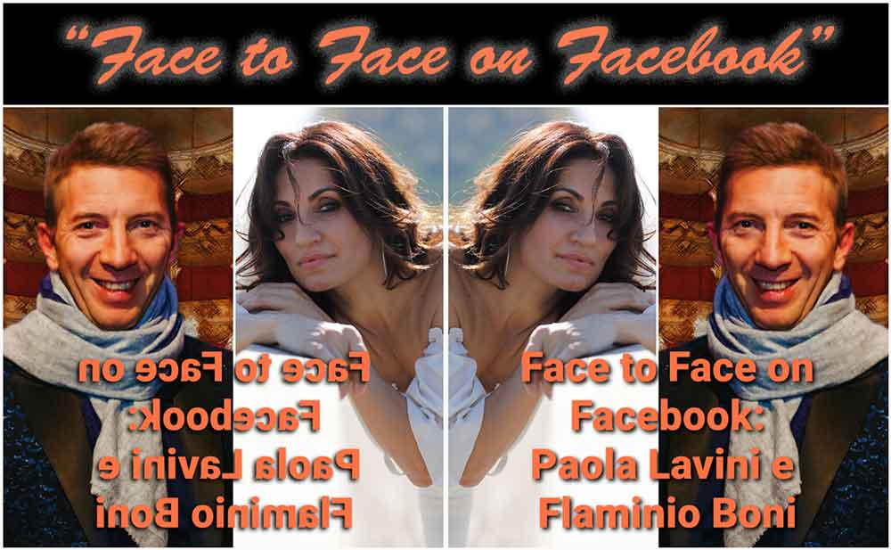 Face to face on Facebook