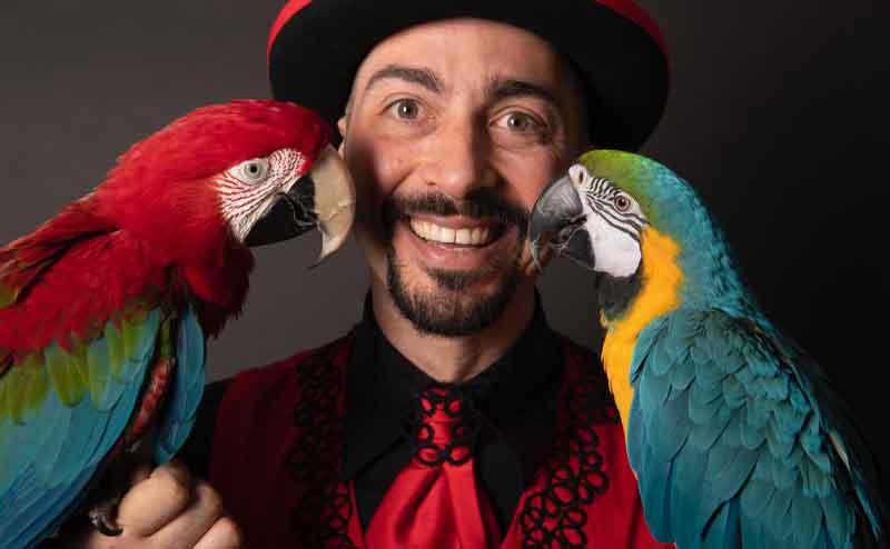 Pet Virtual Party del Mago Gigi Speciale