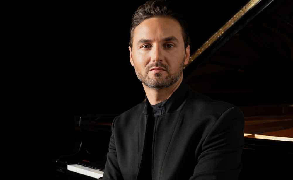 """Giuseppe Albanese in Visioninmusica """"Live at Home"""""""