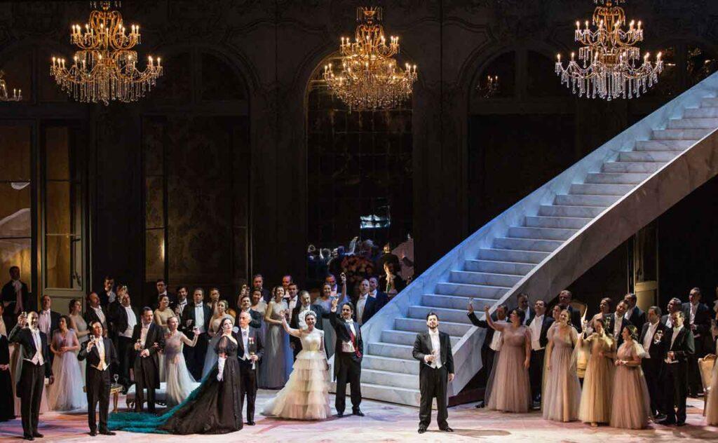 """Teatro dell'Opera di Roma """"La Traviata"""" in digitale"""
