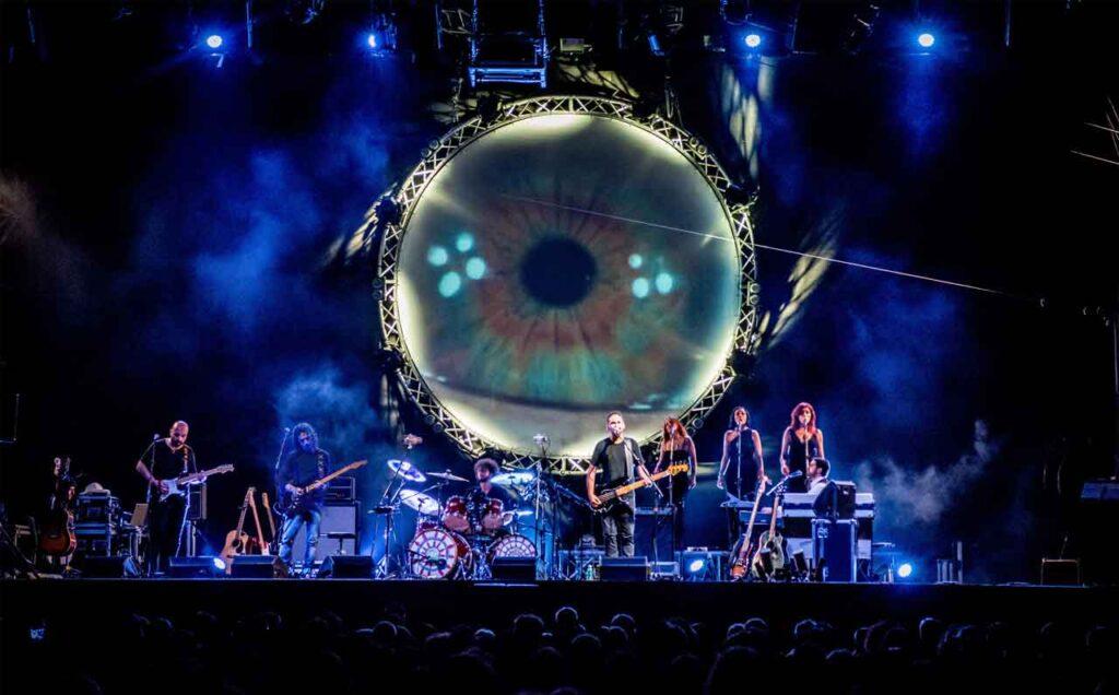 """Pink Floyd Legend Day"" Parco della Musica"