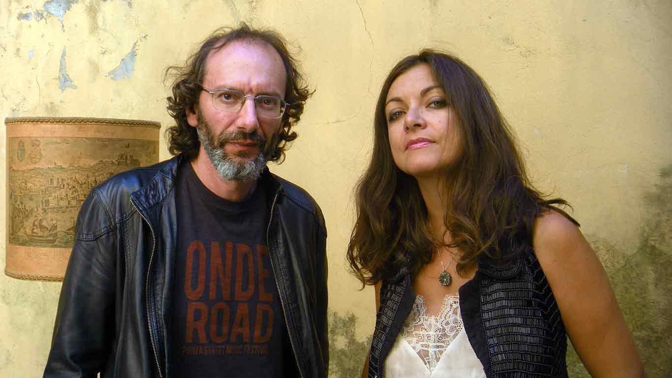 Folkpolitik Stefano Saletti & Barbara Eramo.