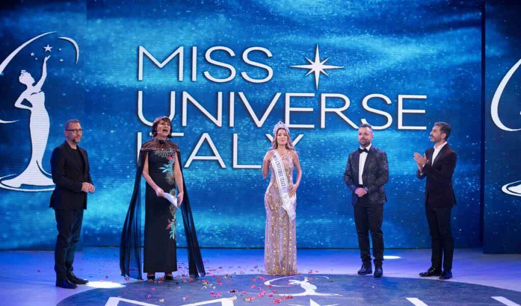 Viviana Vizzini è Miss Universe Italy 2020.