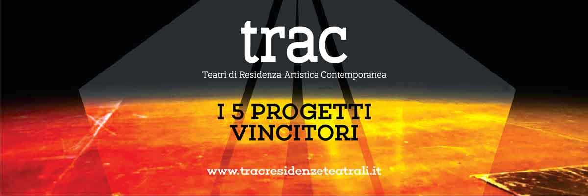 I vincitori del bando di Trac per 5 residenze.