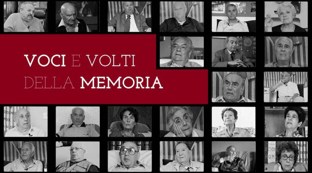 """""""Giorno della Memoria"""" sul canale Youtube di Biblioteche di Roma,"""