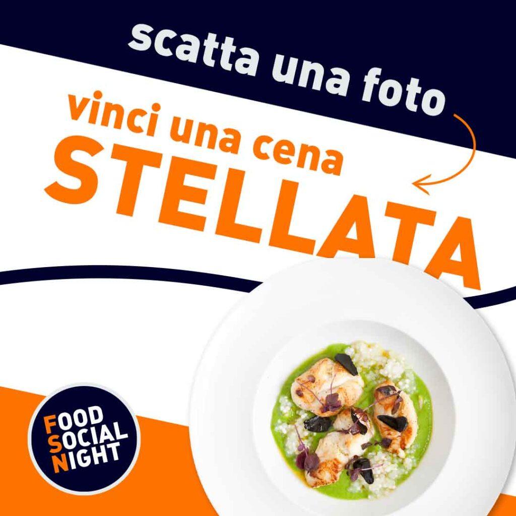 """""""Food Social Night"""" II edizione."""