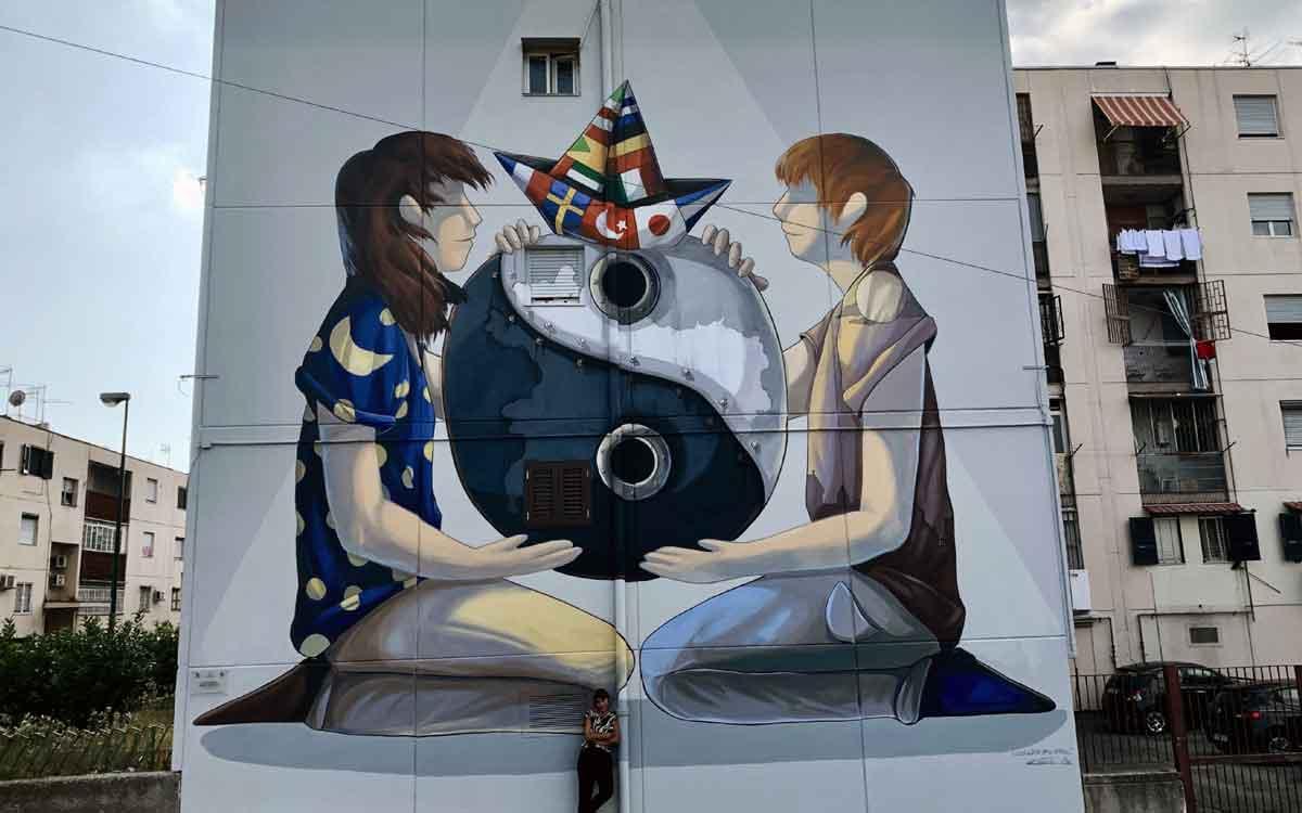 R/Esistenza -Street Art Gallery