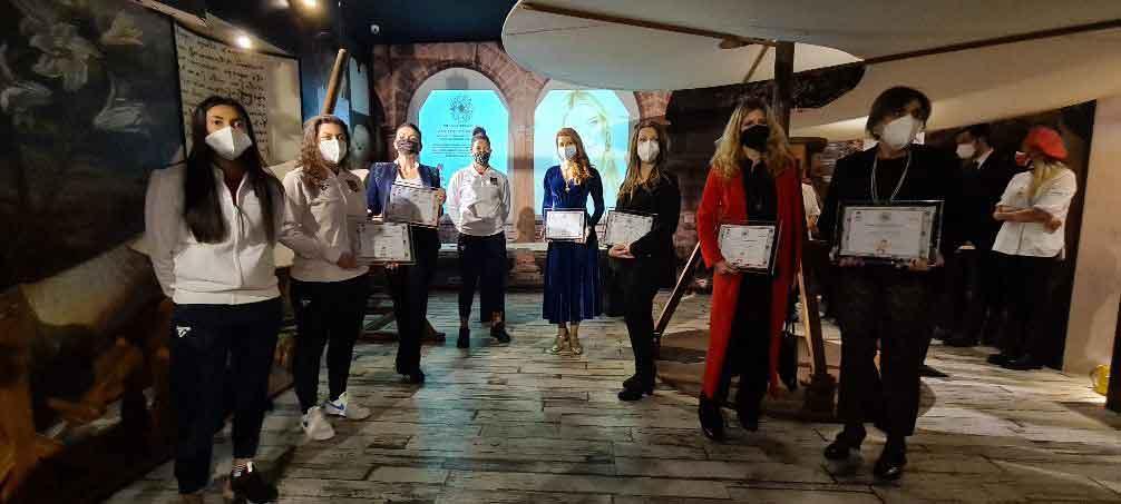 """Museo Leonardo Da Vinci Experience """"Siamo tutte Margherite"""",."""