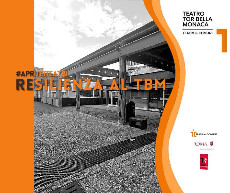 Giornata mondiale del Teatro al TBM 27 marzo 2021
