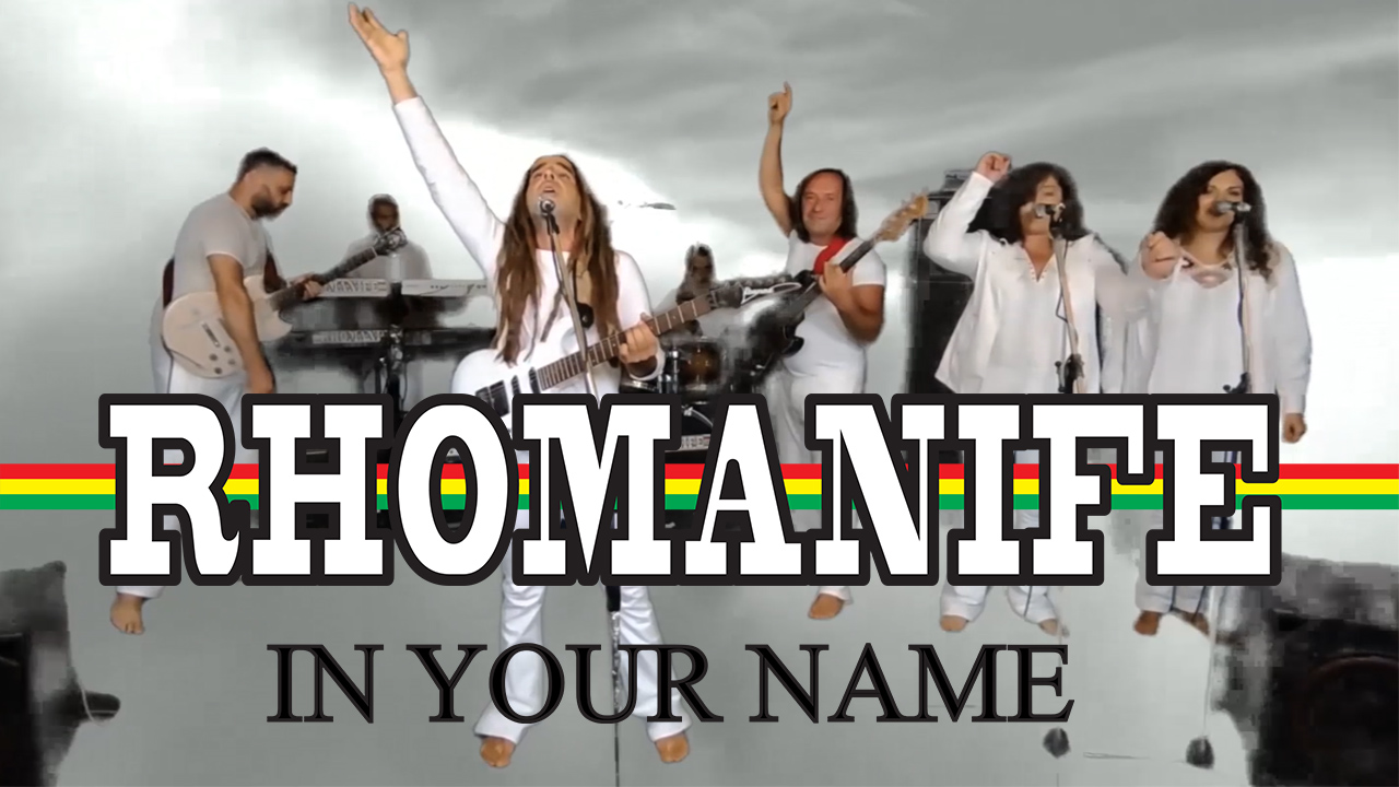 ''In Your Name'', new video - single Rhomanife