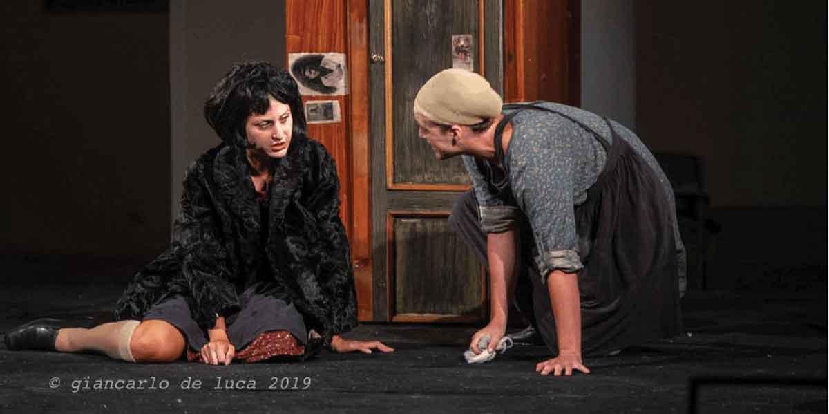Roma Fringe Festival 2021. La Finale.