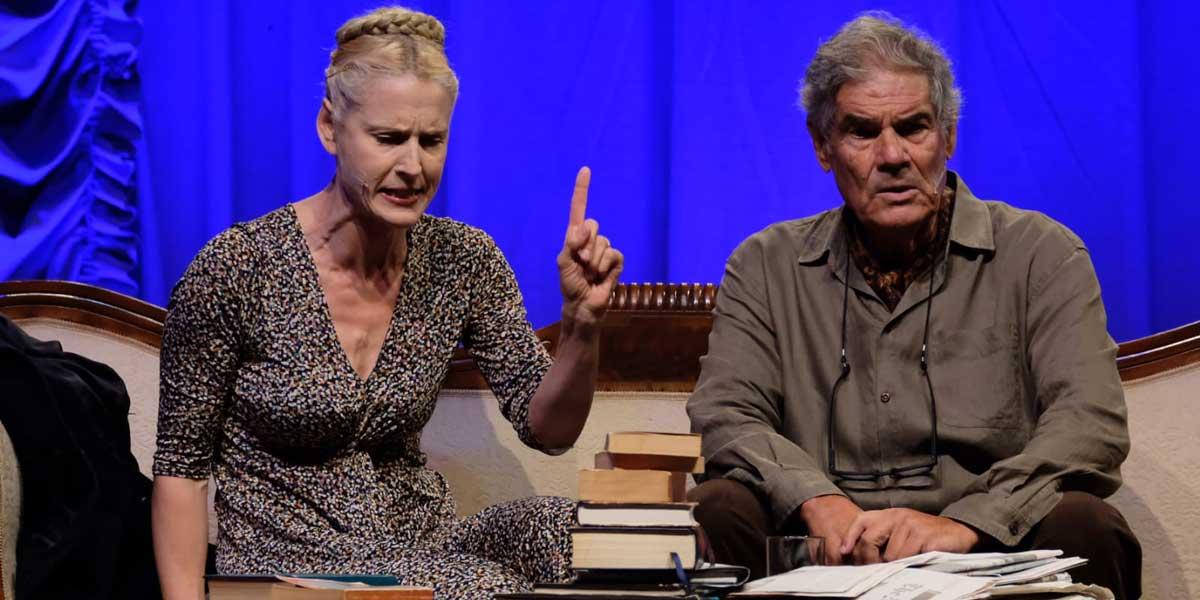 "Teatro Roma presenta ""Diamoci del Tu""."
