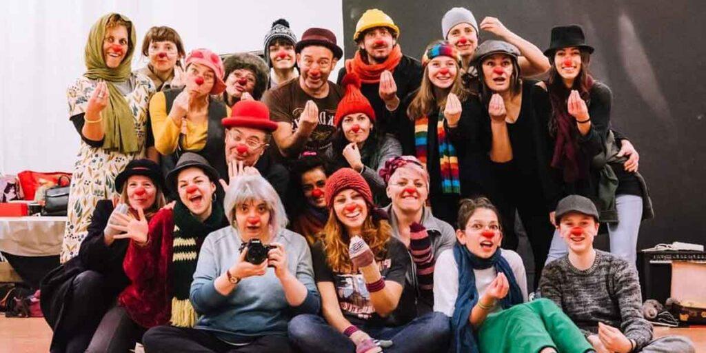 Teatro Villa Pamphilj - Danza il tuo Clown.