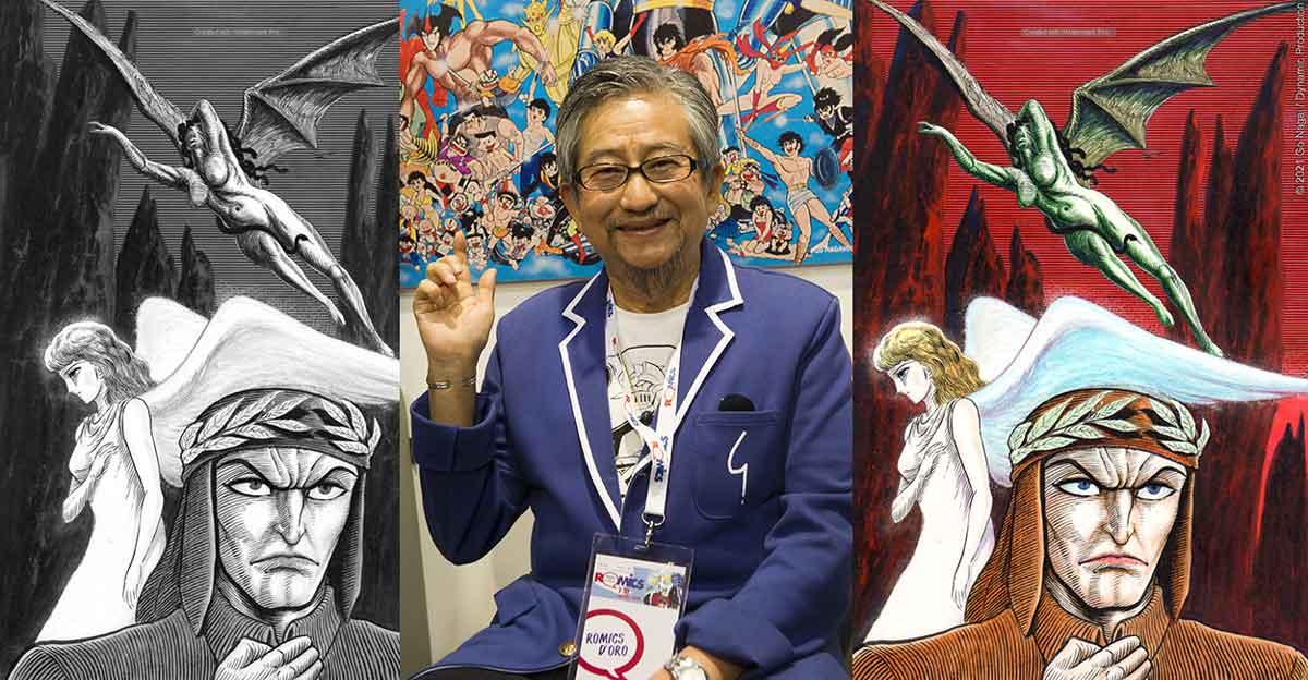 Il Maestro Go Nagai e la sua Divina Commedia.