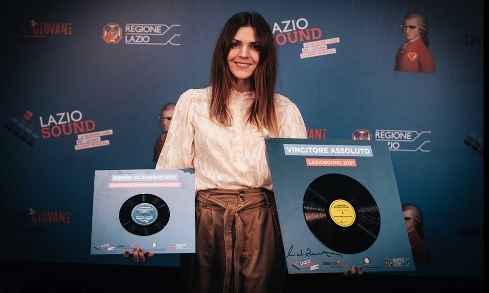 LazioSound premiati i nuovi artisti under35.