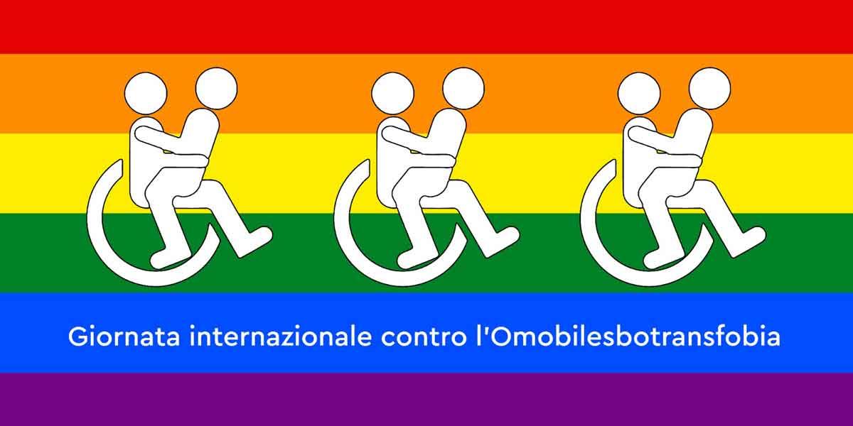 """""""Giornata internazionale contro l'omobilesbobitransfo"""