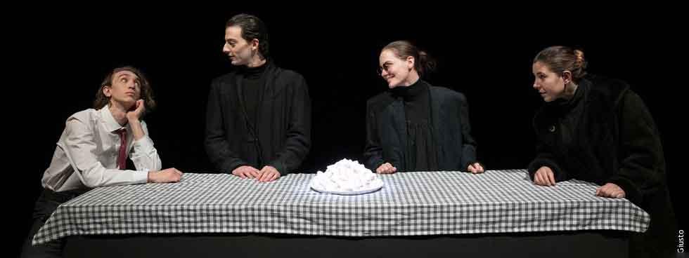"""Teatro Vascello Prima Nazionale """"Error Materia""""."""