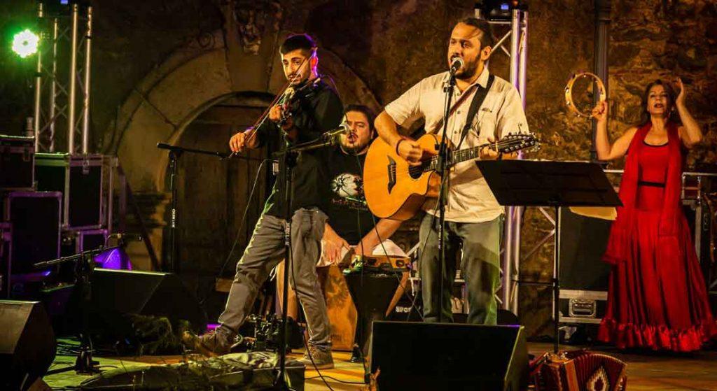 Spettacoli di musica etnica e workshop