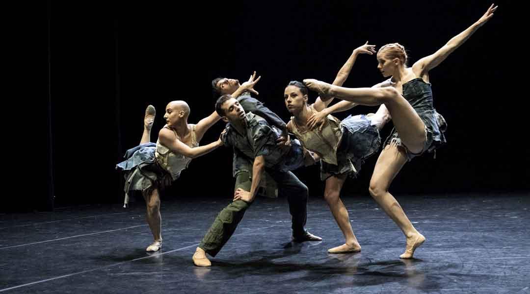 """Teatro Vascello MpTre Dance Company presentano """"SKIN""""."""