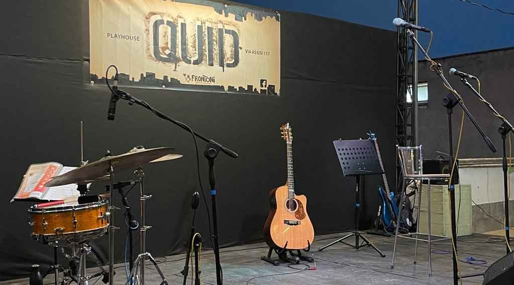 """QUID Channel presenta """"QUID on the ROOF""""."""
