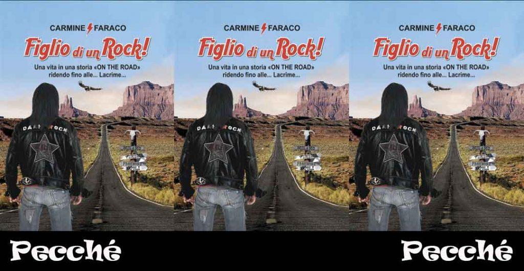 """Carmine Faraco. Arriva """"Figlio di un Rock"""""""