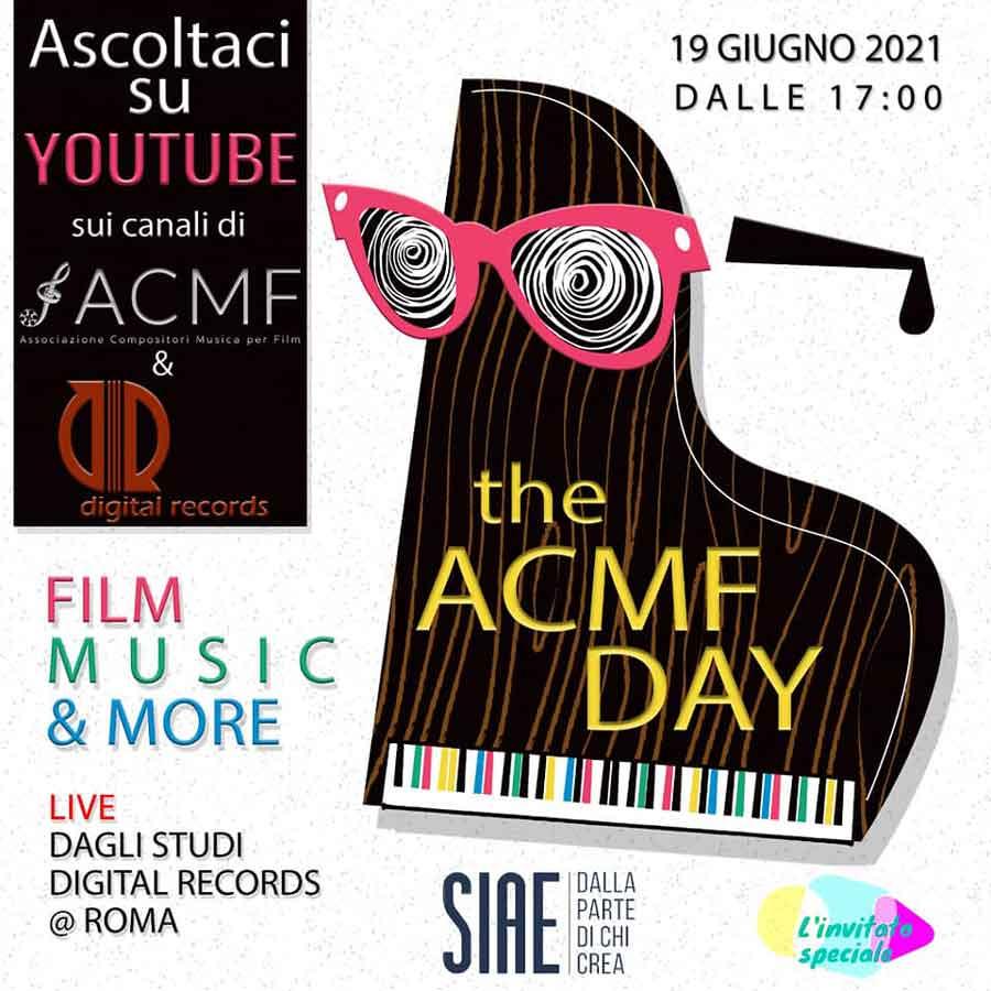 """""""The ACMF Day"""" quarto compleanno"""