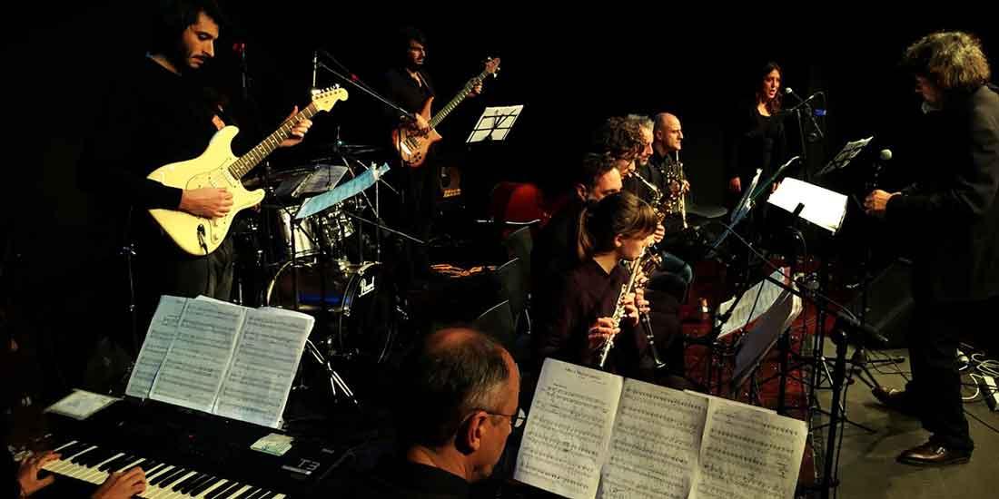 Teatro Villa Pamphilj - Festa della Musica 2021. Lunedì 21