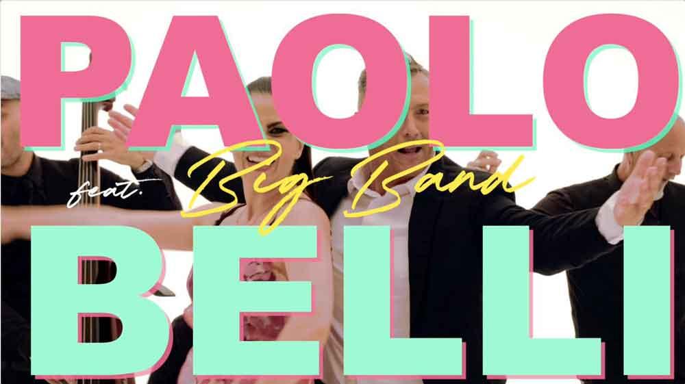"""Paolo Belli """"Siamo la fine del mondo""""."""