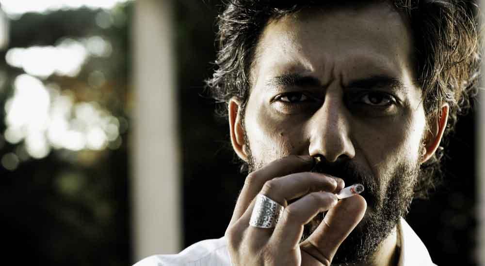 """Filippo Timi in """"Sciarada"""" al Parco di Casa Del Jazz."""