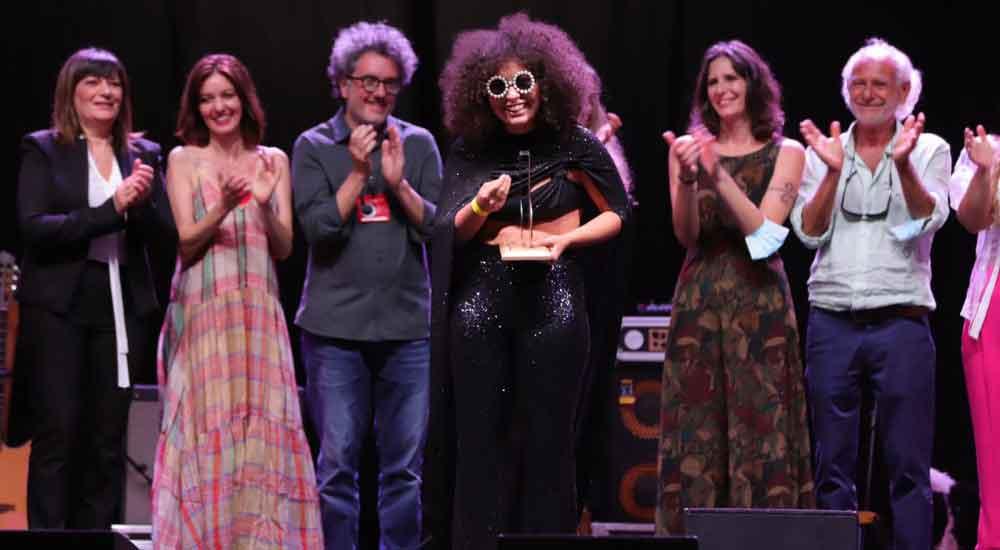 A Monica Sannino (Bamby) il Premio Bianca D'Aponte.