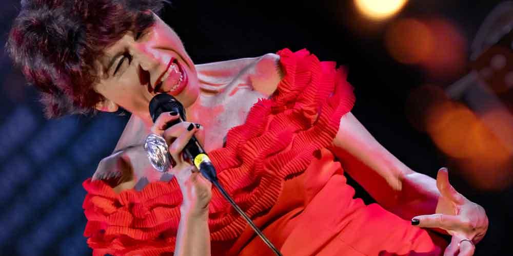 """Cinzia Tedesco Quartet """"Jazz & Image""""."""