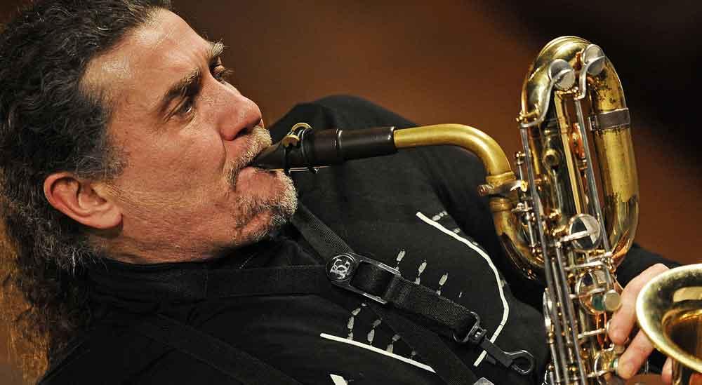 """""""Jazz & Image"""" Javier Girotto e Vince Abbracciante Duo,"""