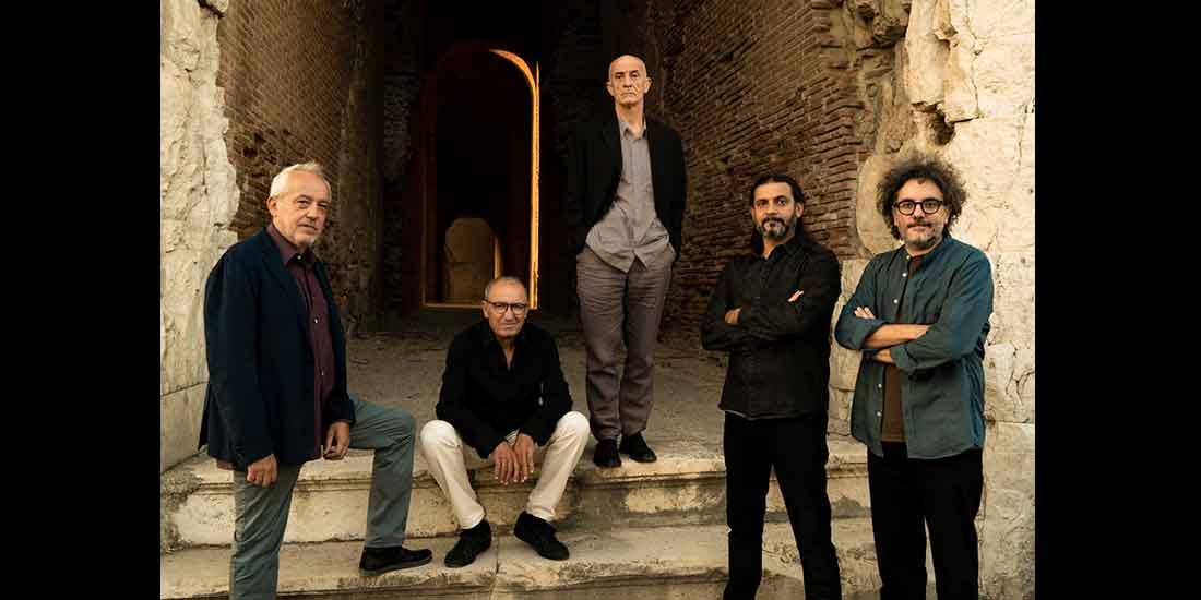 "Avion Travel in concerto a Roma ""Casa del Jazz""."