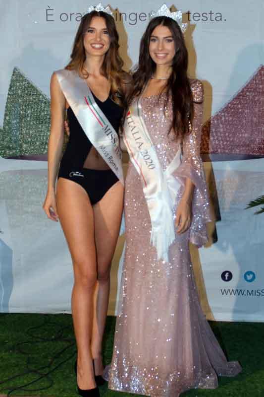 Miss Roma 2021 è Alice Ferazzoli.