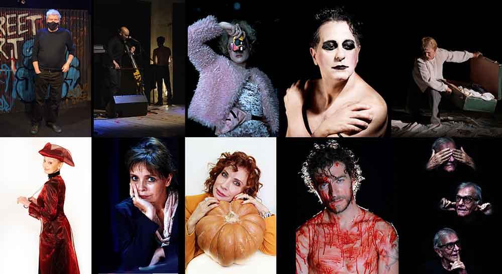 """Off/Off Theatre presenta """"La nuova stagione 21/22""""."""