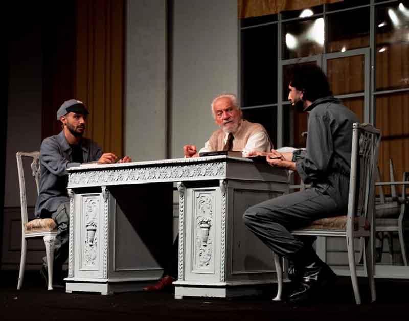 """Sala Umberto presenta """"L'Uomo, la Bestia e la Virtù"""","""