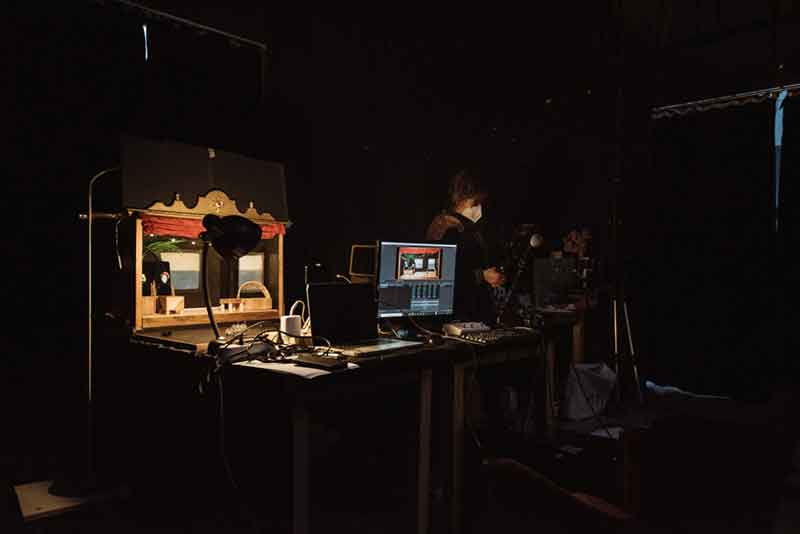 "Roma Fringe Festival 2021 ""(Neo)futurismOnline"""