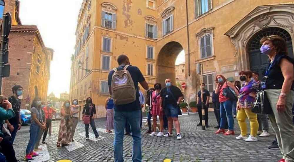 I Viaggi di Adriano alla scoperta dei tesori segreti della Capitale.