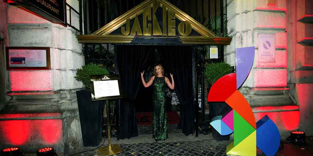 Dolce Vita: il Jackie O' per Camilla's Birthday,