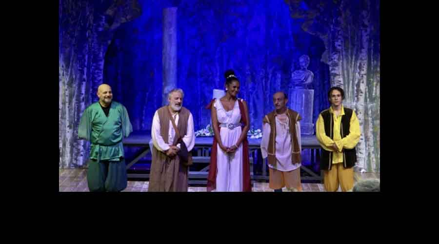 """Teatro degli Audaci presenta """"Il Carro di Dioniso."""