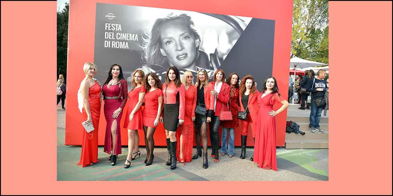Obiettivo No Violence Festa del cinema di Roma.