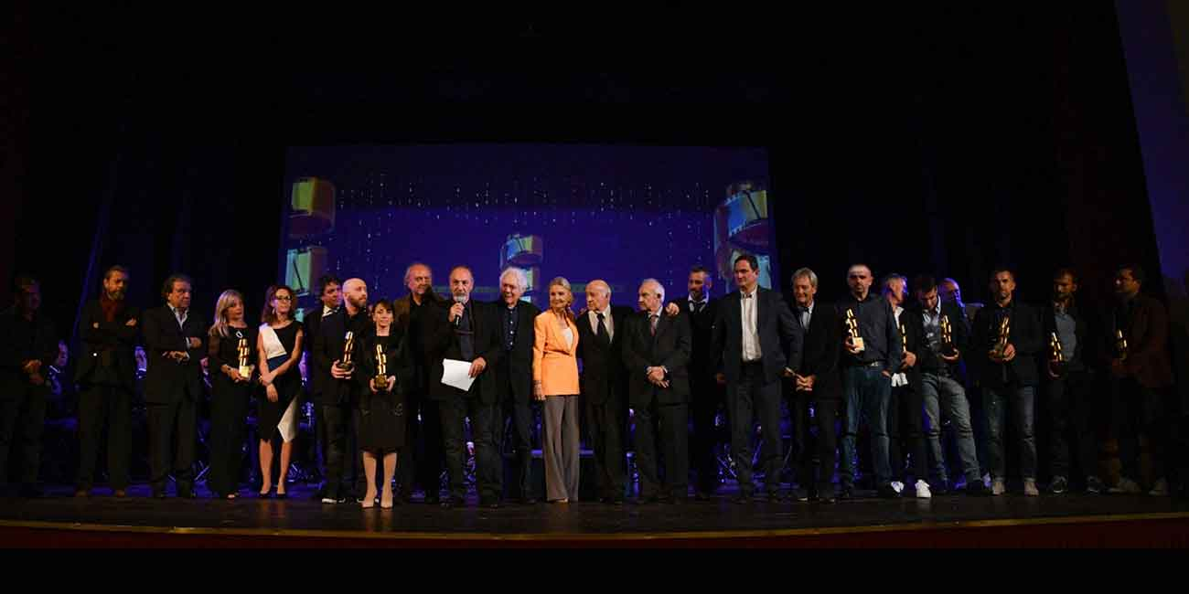 La Pellicola d'Oro alla Festa del Cinema di Roma,