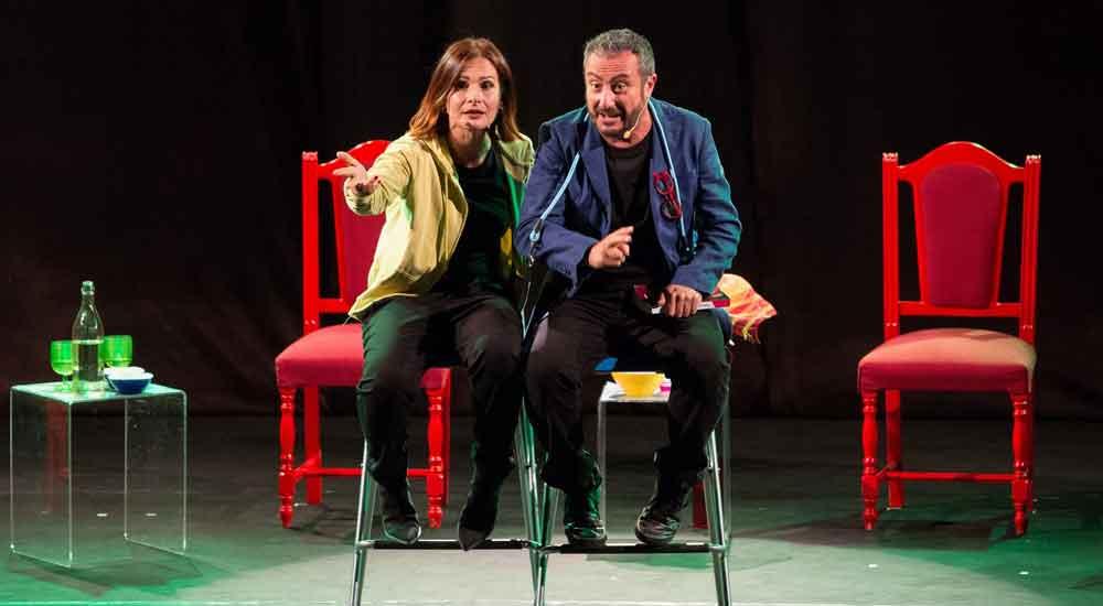 """Teatro 7 di Roma presenta """"Coppie felicemente infelici"""","""